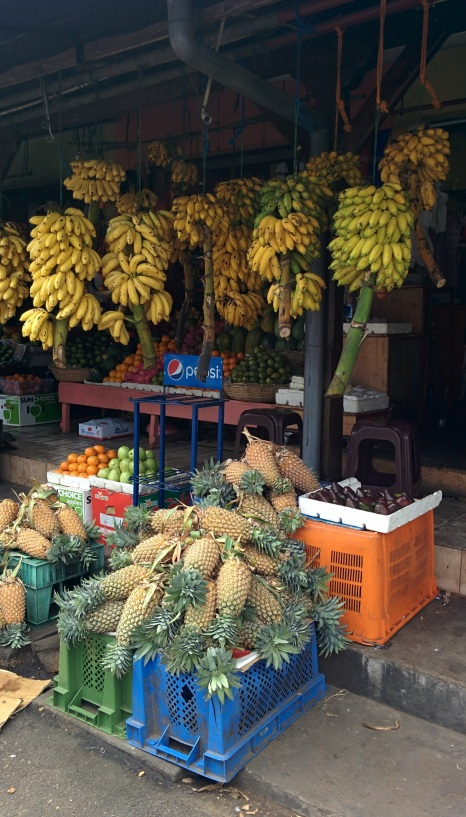 Galle fruit market | Image subject to copyright