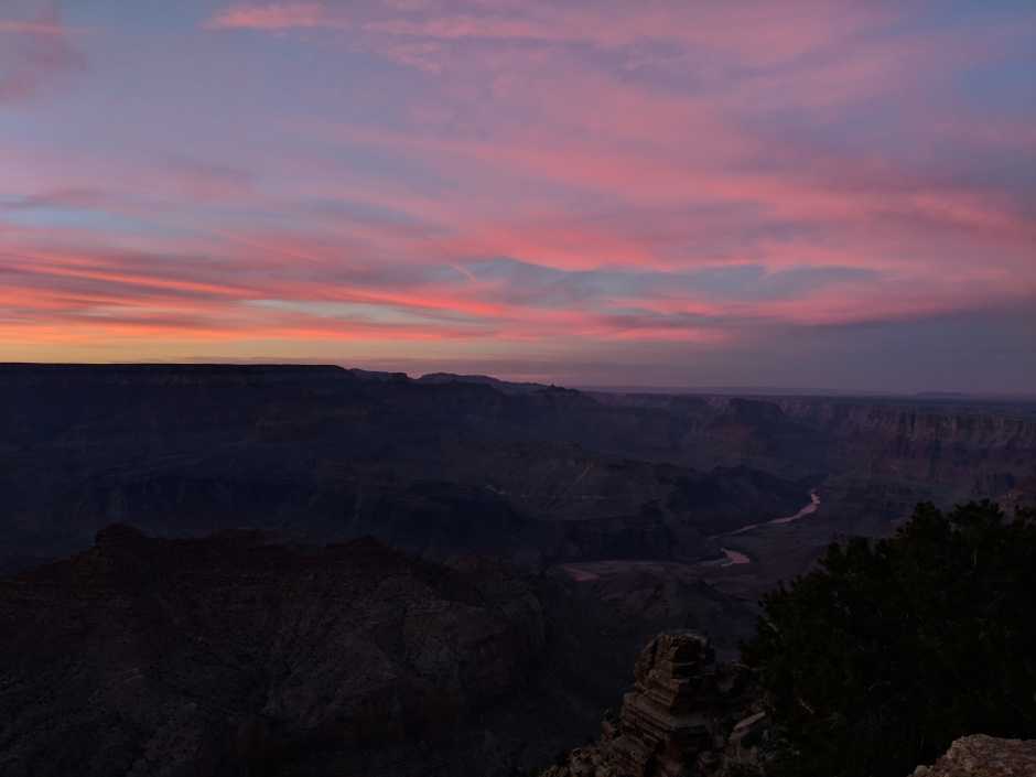 SunsetatGrandCanyon|RoshniKarthikeyan